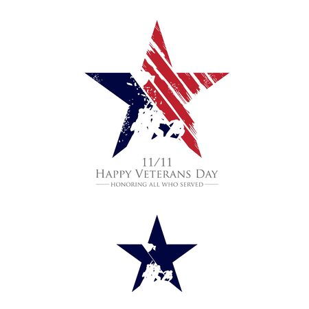 a glimpse of the Battle of Iwojima monument veterans day themevector illustration logo can be used as tshirt graphic, poster, logo or any other purpose
