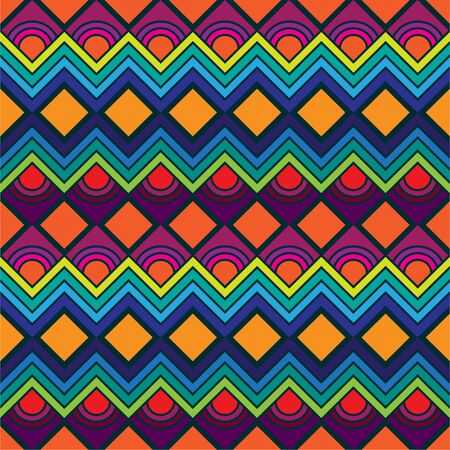 Abstract tribe version 1 vector illustration background texture