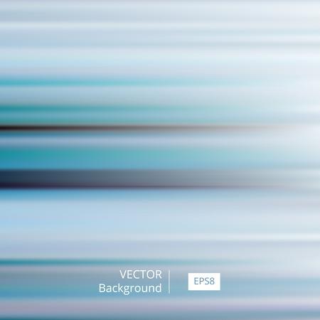a strisce blu e sfondo sfocato astratta. EPS8 illustrazione vettoriale include campioni di pattern.