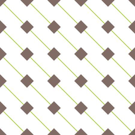 rhombic: Rhomb vector seamless pattern. Rhombus seamless texture. Geometric seamless pattern with rhombs. Rhombic vector wallpaper design. Rhombus seamless pattern. EPS8 vector illustration with Pattern Swatch