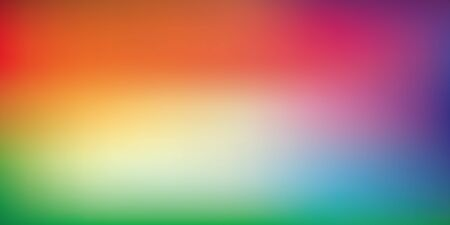 flashy: Blurred bright colors mesh background. Colorful rainbow gradient. Smooth blend banner template. Easy editable soft colored vector illustration in EPS8 without transparency.