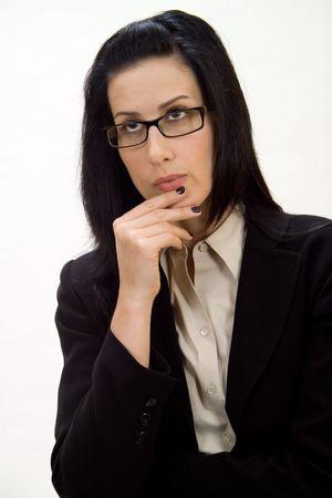 questionnement: Pens�e femelle, se demander ou interroger