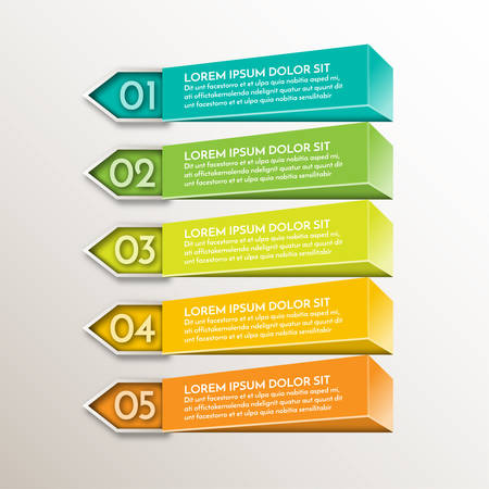work flow: Infographic elements. Modern template for business and marketing design. Can be used for work flow layout diagram, 5 business step options