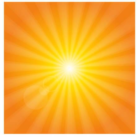 sol radiante: sol