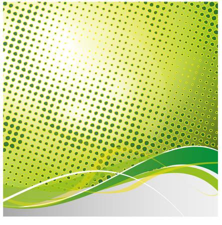 abstracte kleurrijke halftone vector achtergrond