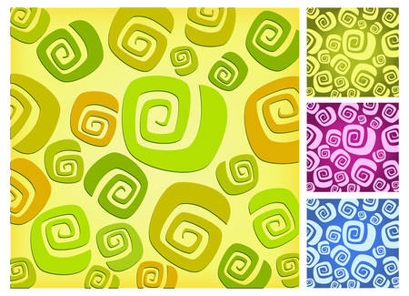 Abstract background in color, original design, vector illustration Stock Vector - 4876792