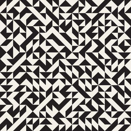 jumble: Seamless Jumble Triangles Geometric Pattern Abstract Background Illustration