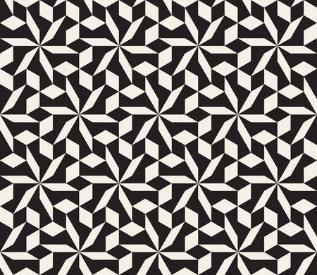 tessellation structure: Seamless Black and White Geometric Tessellation Pattern Abstract Background Abstract Background