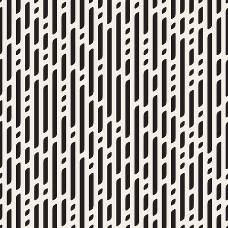 morse code: Seamless Black And White Dashed Vertical Lines Geometric Pattern  Abstract Background