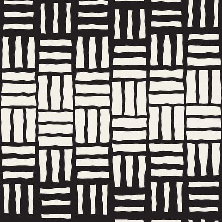 pavement: Seamless Freehand Geometric Halftone Pavement Pattern. Abstract Geometric Background Design Illustration