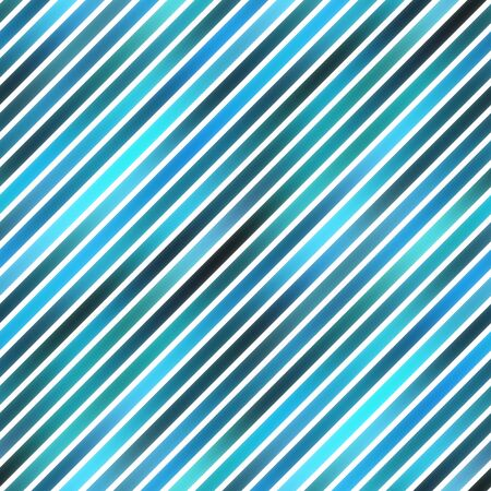 parallel: Parallel Gradient Stripes. Seamless Multicolor Pattern.