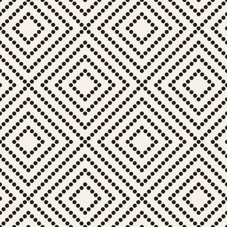 Vector seamless pattern. Modern stylish abstract texture. Repeating geometric tiles from striped elements 일러스트