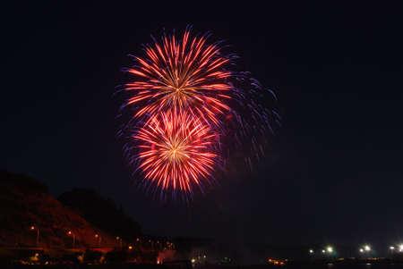 Fireworks Stock Photo - 2638734
