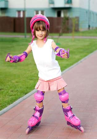 I love rollerblades!
