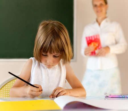 小学校教育での作業