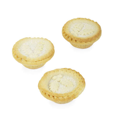 mince: Mince pies  Stock Photo