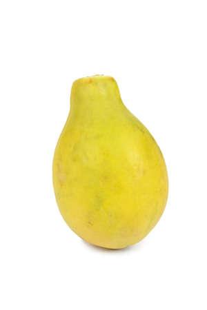 papaw: Papaya  Carica papaya