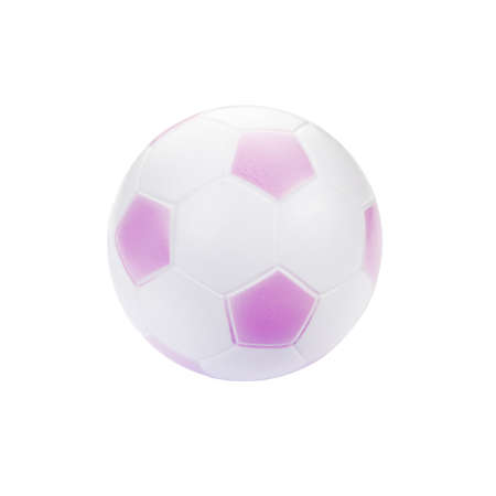 Small football. Stock Photo - 18722128