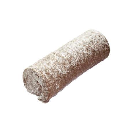 yule log: Chocolate yule log