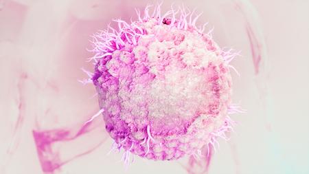 Varicelle-zona - Herpes Zoster - Virus de l'herpès - Rendu 3D