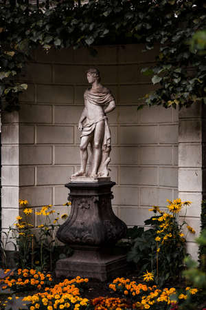 Statue at garden Stock fotó