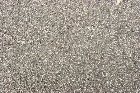 pepples: closeup of asphalt