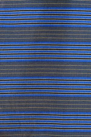 Blue striped fabric texture Stock Photo - 7320560