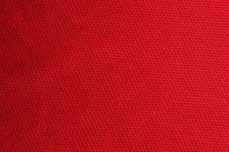 Red Sport Stoff Textur