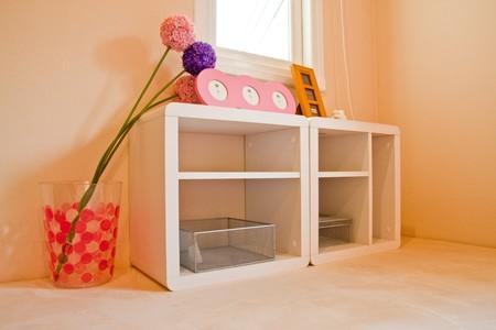 Useful shelf photo