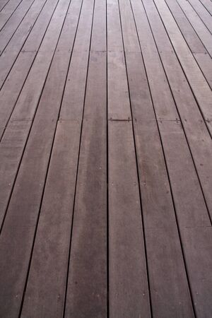 Plank wood striped in row pattern texture in vertical Stock Photo - 9463416