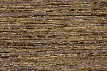 Brown plywood bckground texture stried in horizontal Stock Photo - 9592639