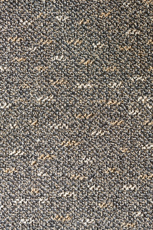 Gray carpet with simple pattern texture background photo