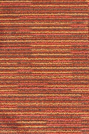 Red carpet with grunge striped pattern texture background photo