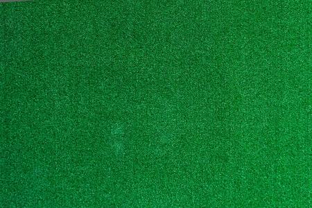 Green flat velvet fabric background texture surface Archivio Fotografico