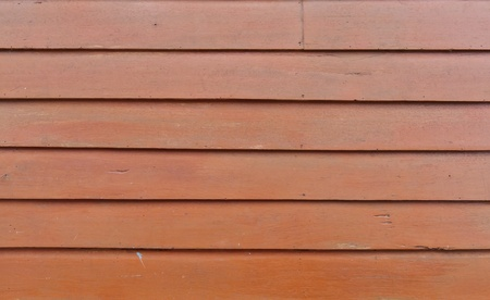 Painted brown plank wood for wall surface texture background Stock Photo - 12353495