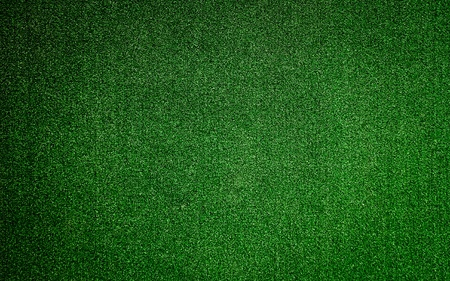 turf: Green fake grass background texture surface