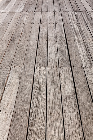 Perspective brown wood floor striped seamless Stock Photo - 21068813
