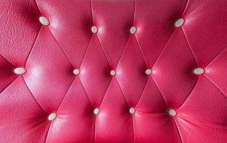 Luxury vintage style leather with button texture from sofa photo