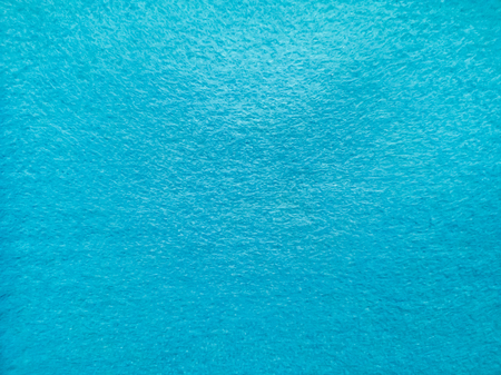 Blue soft microfiber fabric surface texture background 写真素材