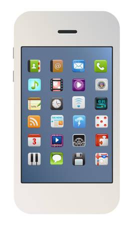smart phone: smart phone vector