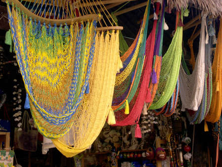 colourful hanging hammocks for sale