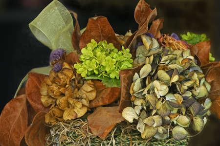 dried flower arrangement: dried flower arrangement