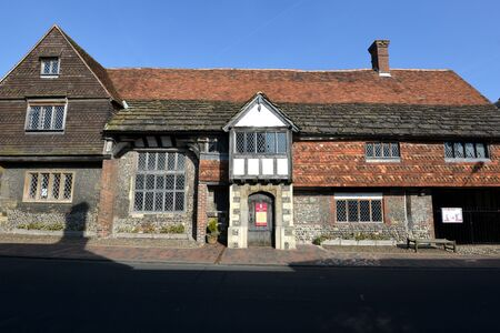 henry: Henry VIII wife Anne of Cleves house, Southover, Lewes.