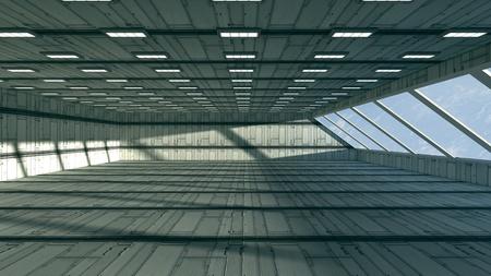 Futuristic storage