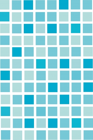 watery: Blue tiling