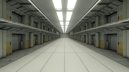 Futuristic prision photo