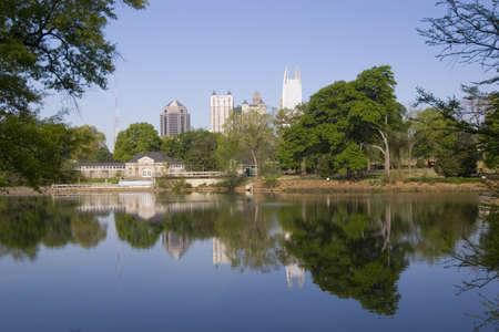 midtown: Atlanta Midtown Skyline