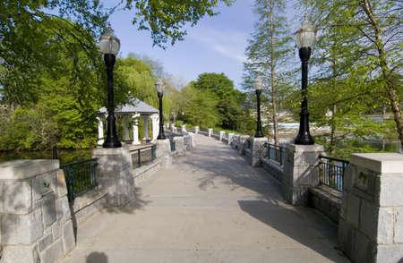 piedmont: Piedmont Park 1 Stock Photo