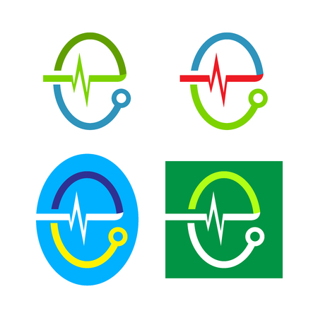 Logo médicale Inspiration (Lettre E)