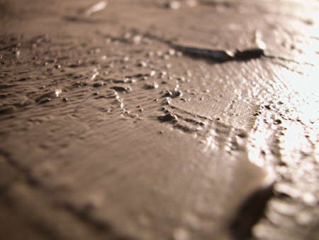 Macro of silver color on canvas, abstract texture background Stock Photo - 6578475